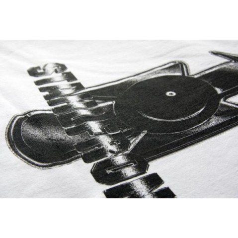Stahlfront T-Shirt Detail
