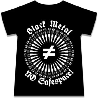 Black Metal no Safespace